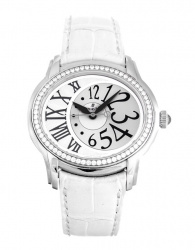 Audemars Piguet Millenary Ladies Stainless Steel Diamonds 77301ST.ZZ.D015CR.01