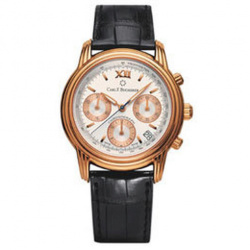 CARL F. BUCHERER Manero Archimedes Chronograph Automatic Men's Watc