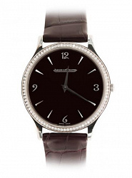 Jaeger-LeCoultre Master Ultra Thin With Original Diamond Bez 145.8.79S