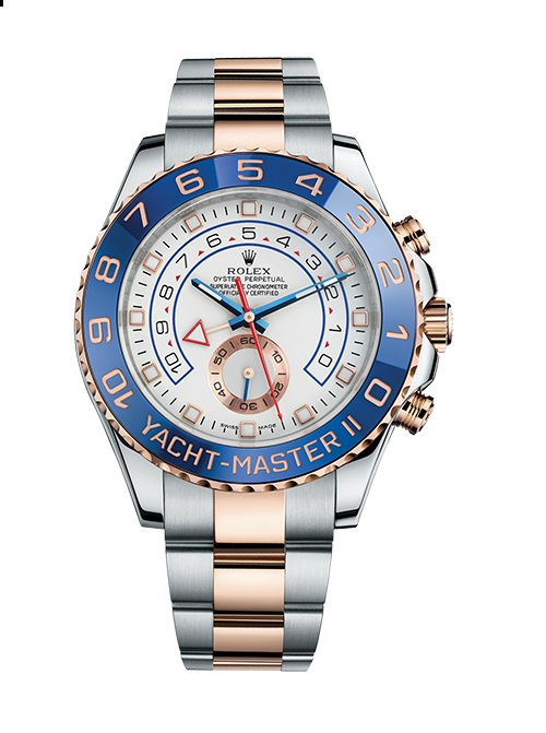 Rolex Yacht-Master II Steel and Everose Gold