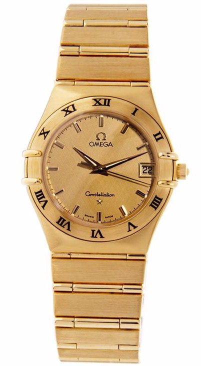 Omega Constellation Date