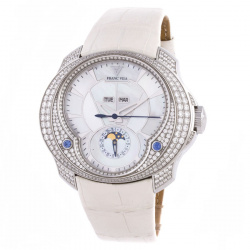 Diamonds Mother Of Pearl Stainless steel Women's
