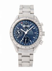 Speedmaster Day Date Chronograph stainless steel