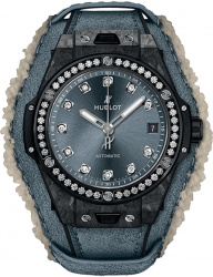 Big Bang One Click Frosted Carbon Diamonds