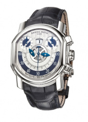 Papillon Ellipsocurvex Chronograph