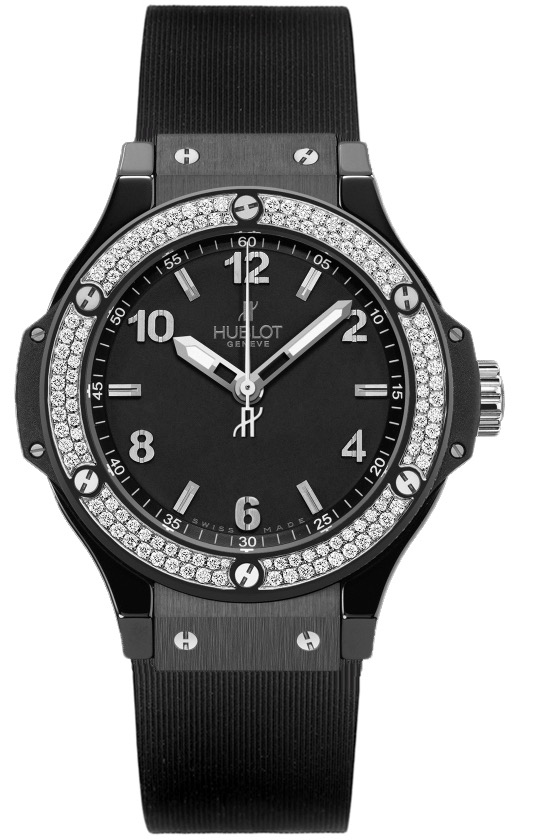 Hublot BIG BANG 38 BLACK MAGIC