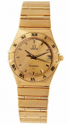 Omega Constellation Date 1102.10.00