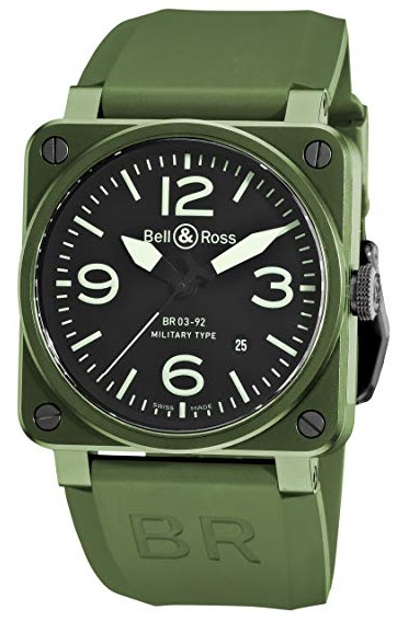 Bell&Ross Aviation Military Type