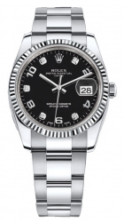 Datejust Oyster 34мм