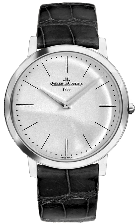 Jaeger-LeCoultre Master Ultra Thin Jubilee Manual Mens Watch JLQ1296520