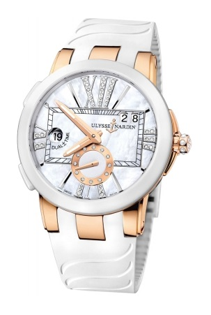 Ulysse Nardin Dual Time Executive Lady