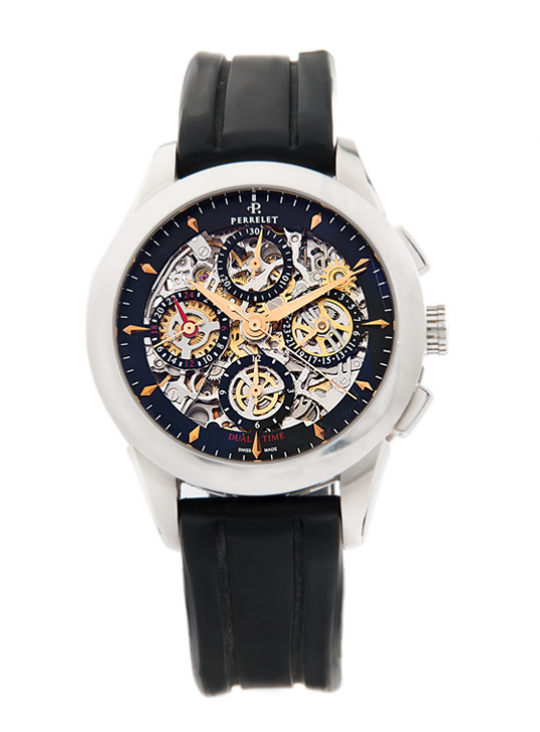 Perrelet Chronograph Skeleton First Class