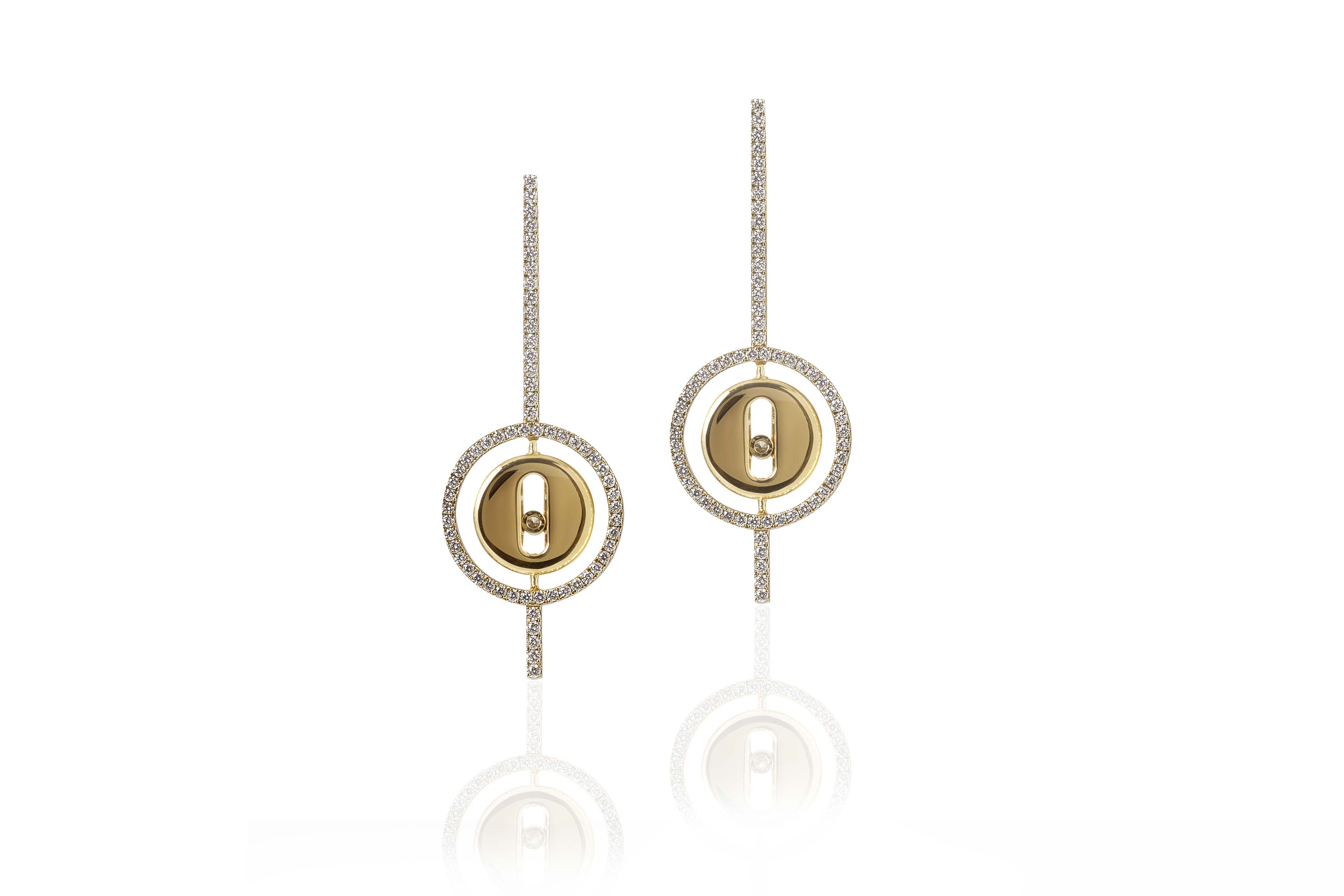 MESSIKA  Lucky Move Earrings 7516