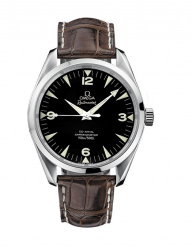 Aqua Terra Railmaster Co-Axial Chronometer