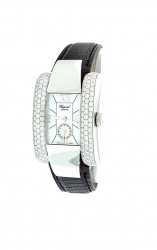 Chopard La Strada with Diamond Bezel White Gold 41/6823