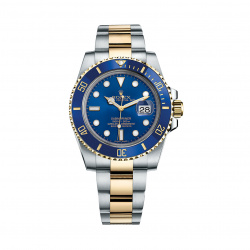 Submariner Date 40mm Steel And Yellow Gold Ceramic