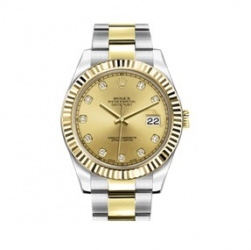 Datejust II 41mm Steel And Yellow Gold